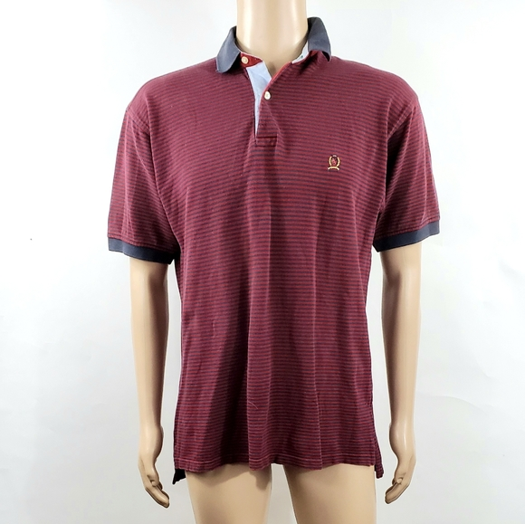 Tommy Hilfiger Other - Tommy Hilfiger Mens polo shirt Top Size Medium